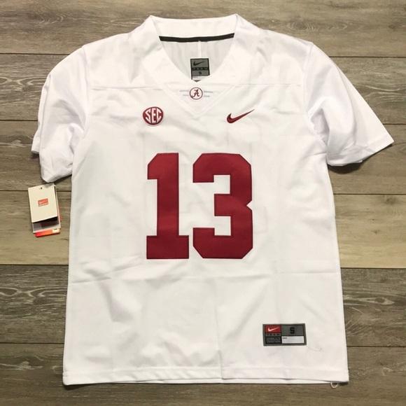 NWT Tua Tagovailoa Alabama Authentic Nike Jersey 7b8a6b3a5